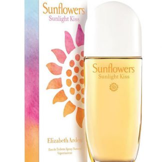 ELIZABETH ARDEN SUNFLOWER SUNLIGHT KISS EDT FOR WOMEN