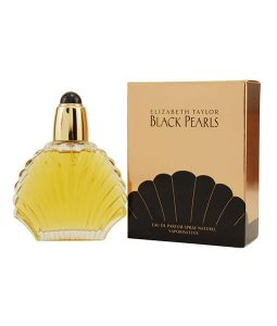 ELIZABETH TAYLOR BLACK PEARLS EDP FOR WOMEN