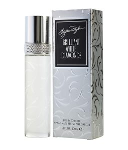 ELIZABETH TAYLOR BRILLIANT WHITE DIAMONDS EDT FOR WOMEN