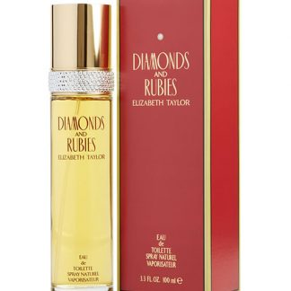 ELIZABETH TAYLOR DIAMONDS AND RUBIES EDT FOR WOMEN