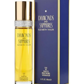 ELIZABETH TAYLOR DIAMONDS AND SAPPHIRES EDT FOR WOMEN