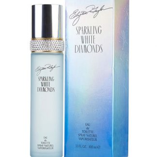ELIZABETH TAYLOR SPARKLING WHITE DIAMONDS EDT FOR WOMEN