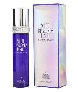 ELIZABETH TAYLOR WHITE DIAMONDS LUSTRE EDT FOR WOMEN