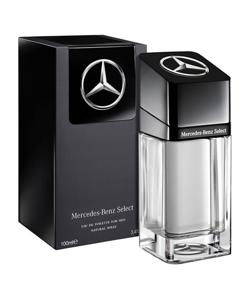 MERCEDES BENZ SELECT EDT FOR MEN