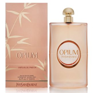 YVES SAINT LAURENT YSL OPIUM VAPEURS DE PARFUM LEGERE EDT FOR WOMEN
