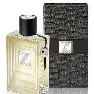 LALIQUE LES COMPOSITIONS PARFUMEES GOLD EDP FOR UNISEX