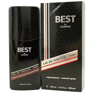 LOMANI BEST EDT FOR MEN