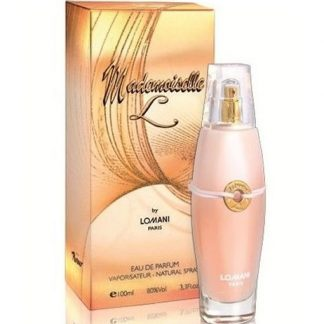 LOMANI MADEMOISELLE L EDP FOR WOMEN