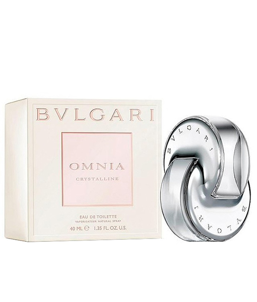 [SNIFFIT] BVLGARI OMNIA CRYSTALLINE EDT FOR WOMEN