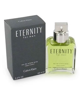 [SNIFFIT] CALVIN KLEIN CK ETERNITY EDT FOR MEN