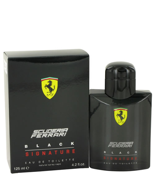 [SNIFFIT] FERRARI SCUDERIA BLACK SIGNATURE EDT FOR MEN