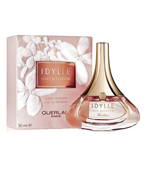 GUERLAIN IDYLLE LOVE BLOSSOM TRAVEL EXCLUSIVE EDT FOR WOMEN