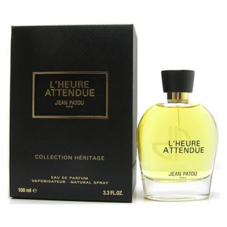 JEAN PATOU L'HEURE ATTENDUE HERITAGE COLLECTION EDP FOR WOMEN