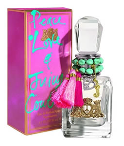 [SNIFFIT] JUICY COUTURE PEACE AND LOVE EDP FOR WOMEN