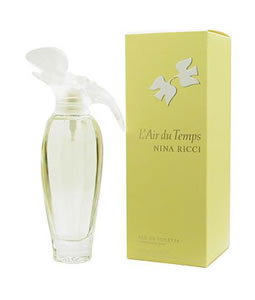 [SNIFFIT] NINA RICCI L'AIR DU TEMPS EDT FOR WOMEN