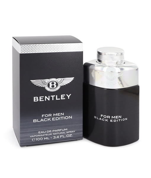 BENTLEY FOR MEN BLACK EDITION EDP FOR MEN