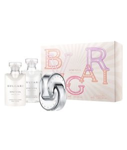 BVLGARI OMNIA CRYSTALLINE 3 PCS GIFT SET 2 FOR WOMEN