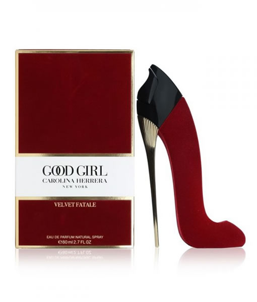 CAROLINA HERRERA GOOD GIRL VELVET FATALE EDP FOR WOMEN