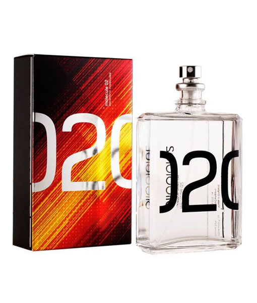ESCENTRIC MOLECULES MOLECULE 02 EDT FOR UNISEX