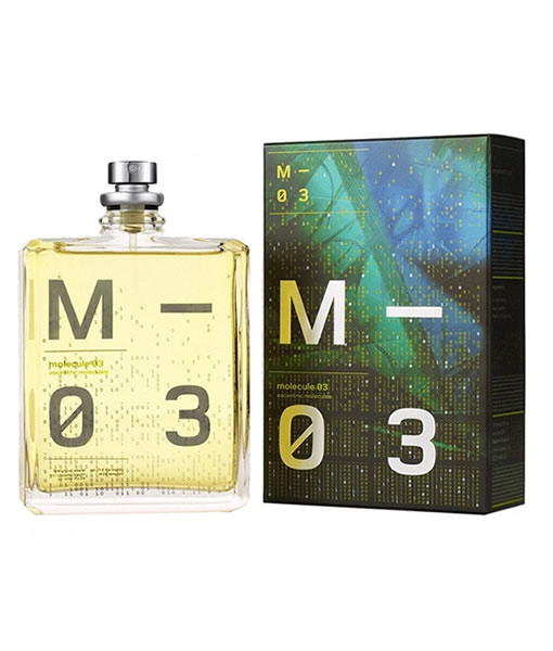 ESCENTRIC MOLECULES MOLECULE 03 EDT FOR UNISEX