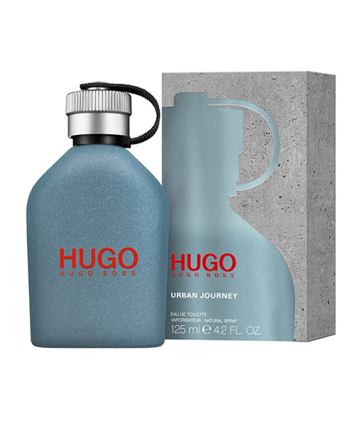 HUGO BOSS URBAN JOURNEY EDT FOR MEN