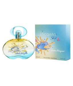 SALVATORE FERRAGAMO INCANTO SKY EDT FOR WOMEN