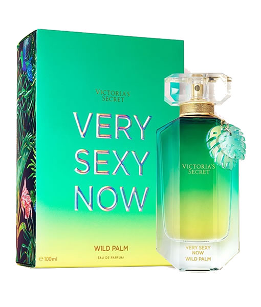 VICTORIA'S SECRET VERY SEXY NOW WILD PALM EDP FOR WOMEN