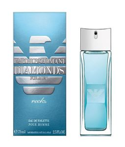 GIORGIO ARMANI EMPORIO ARMANI DIAMONDS ROCKS EDT FOR MEN