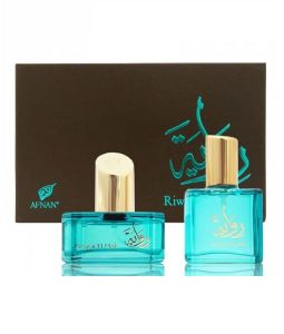 AFNAN RIWAYAT EL MISK 2 PCS GIFT SET FOR WOMEN