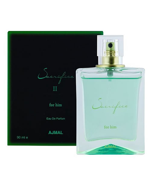 AJMAL SACRIFICE II EDP FOR MEN