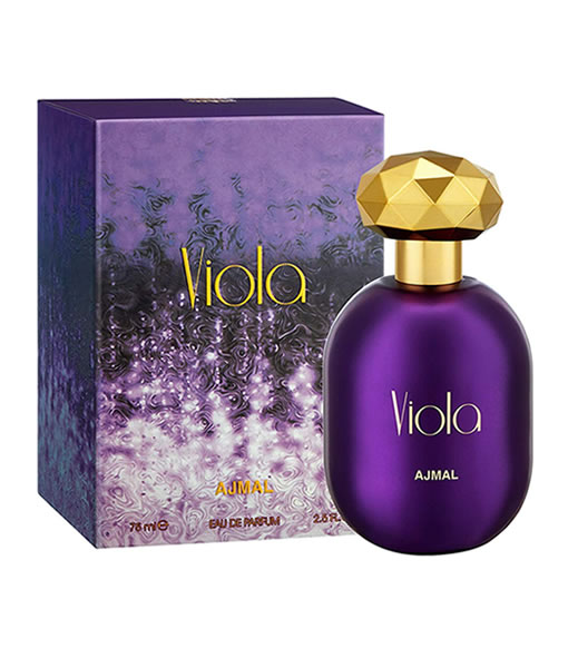AJMAL VIOLA EDP FOR WOMEN