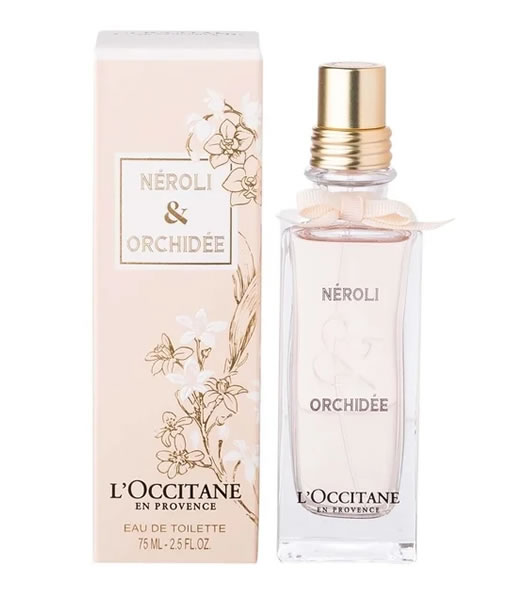 L'OCCITANE NEROLI & ORCHIDEE EDT FOR WOMEN