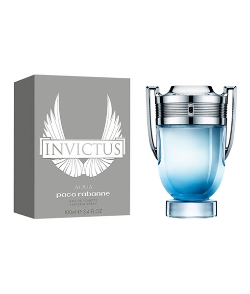 PACO RABANNE INVICTUS AQUA 2018 EDT FOR MEN