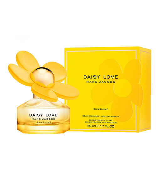 MARC JACOBS DAISY LOVE SUNSHINE (LIMITED EDITION) EDT FOR WOMEN