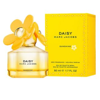 MARC JACOBS DAISY SUNSHINE (LIMITED EDITION) EDT FOR WOMEN