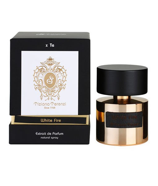 TIZIANA TERENZI WHITE FIRE EXTRAIT DE PARFUM FOR UNISEX