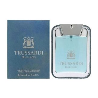 TRUSSARDI BLUE LAND EDT FOR MEN