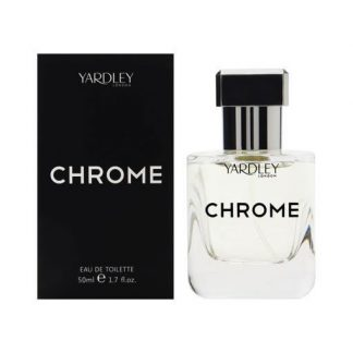 YARDLEY LONDON CHROME EDT FOR MEN