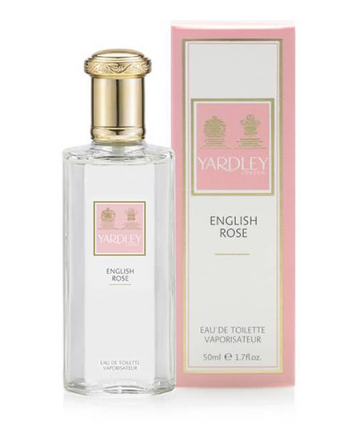 YARDLEY LONDON ENGLISH ROSE EDT FOR WOMEN