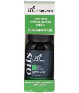 ARTNATURALS, BERGAMOT OIL, .50 FL OZ / 15ml