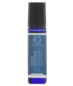 BCL, BE CARE LOVE, ESSENTIAL OIL AROMATHERAPY ROLL-ON, DEEP SOOTHE, 0.34 FL OZ / 10ml