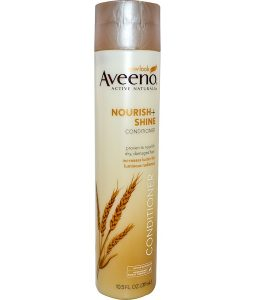 AVEENO, ACTIVE NATURALS, NOURISH + SHINE CONDITIONER, 10.5 FL OZ / 311ml