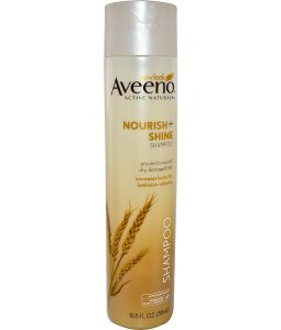 AVEENO, ACTIVE NATURALS, NOURISH + SHINE SHAMPOO, 10.5 FL OZ / 311ml