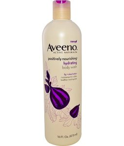 AVEENO, ACTIVE NATURALS, POSITIVELY NOURISHING, HYDRATING BODY WASH, 16 FL OZ / 473ml