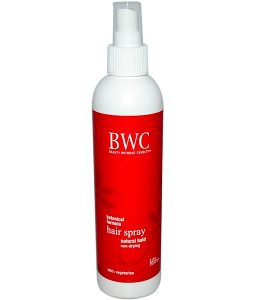 BEAUTY WITHOUT CRUELTY, HAIR SPRAY, NATURAL HOLD, 8.5 FL OZ / 250ml