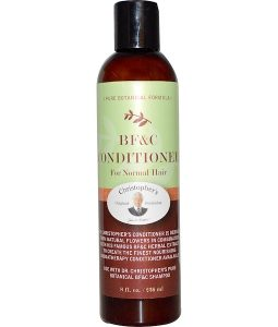 CHRISTOPHER'S ORIGINAL FORMULAS, BF&C CONDITIONER, 8 FL OZ / 236ml