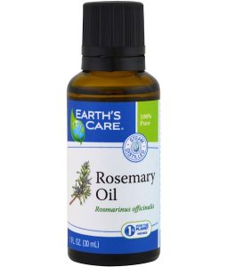EARTH'S CARE, ROSEMARY OIL, 1 FL OZ / 30ml