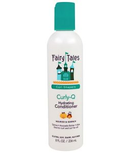 FAIRY TALES, CURLY-Q, HYDRATING CONDITIONER, 8 FL OZ / 236ml
