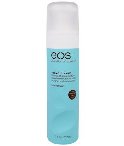 EOS, SHAVE CREAM, TROPICAL FRUIT, 7 FL OZ / 207ml