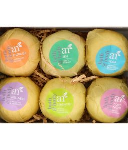 ARTNATURALS, BATH BOMBS, 6 BOMBS, 4 OZ / 113g EACH